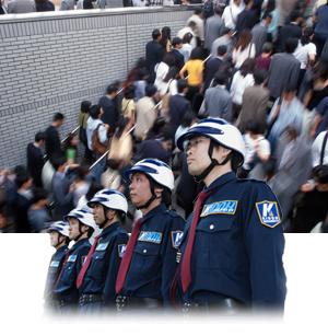 イベント行事警備・誘導